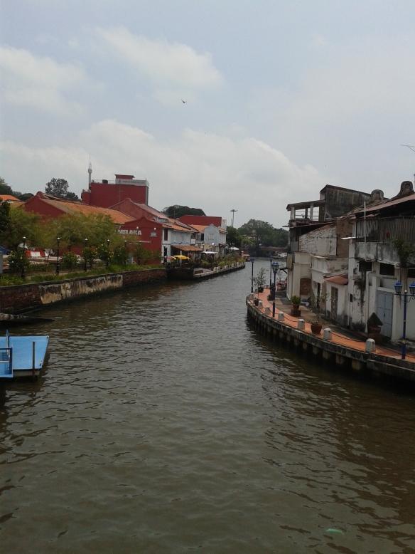 Malacca River. Enjoy a night cruise.
