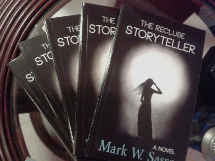"Great Start! FREE on KINDLE – ""The Recluse Storyteller"" – 2 more days!"
