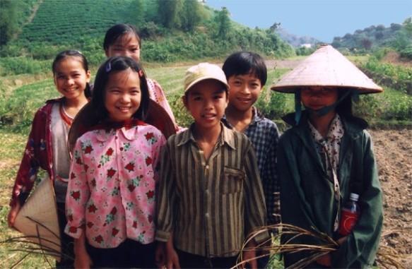 kids countryside