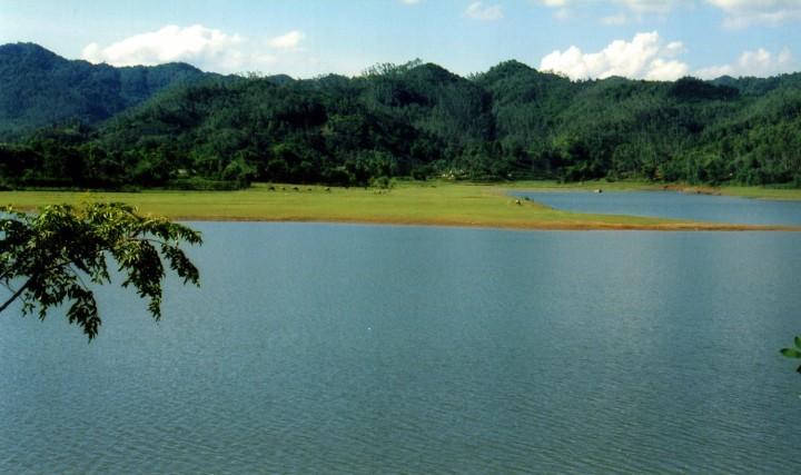 lake thai nguyen
