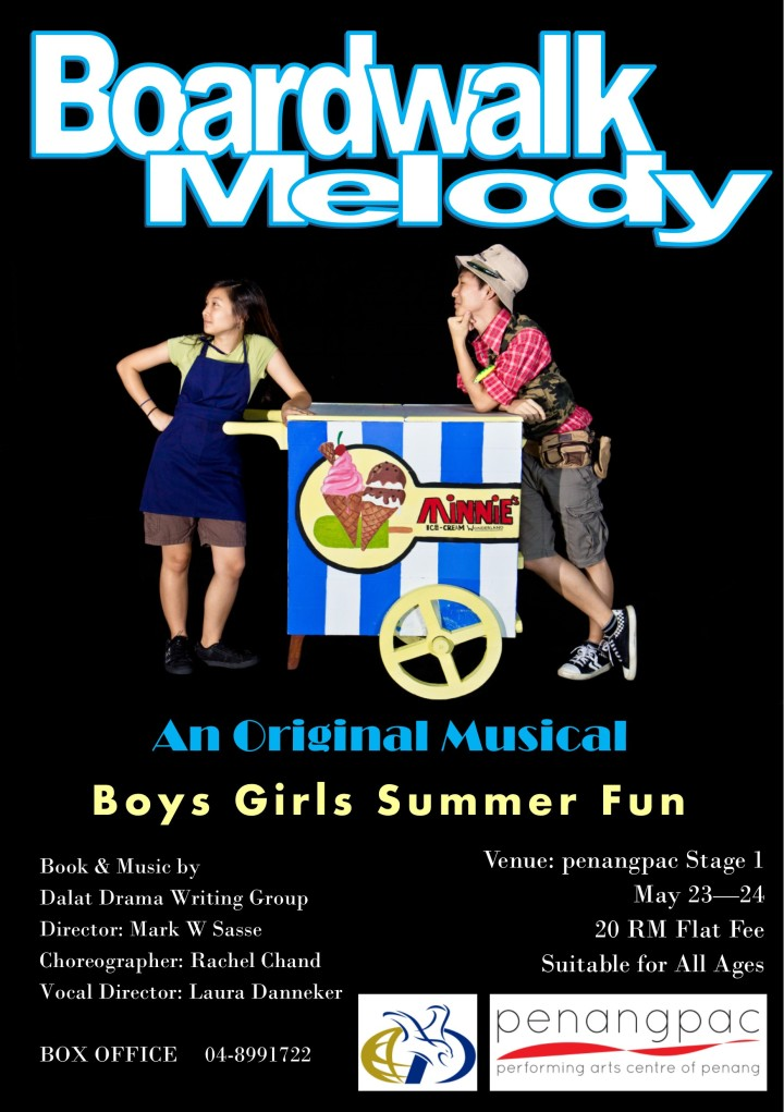 boardwalk melody flyer 1
