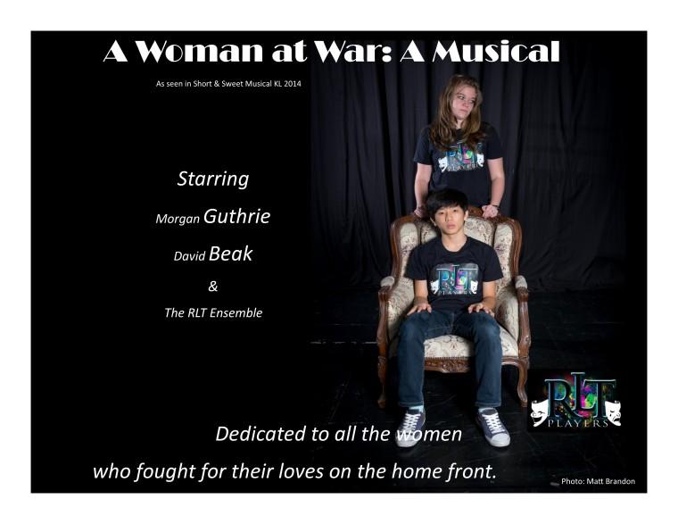 sketch fact sheets a woman at war