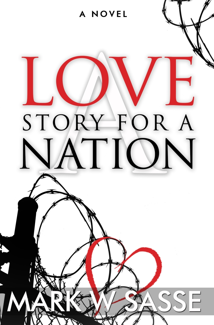 FREE on KINDLE – limited time – A LOVE STORY FOR A NATION