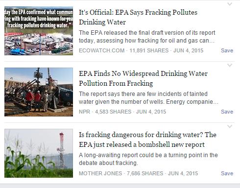 Capture fracking