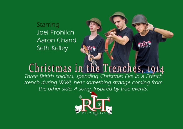 christmas trenches