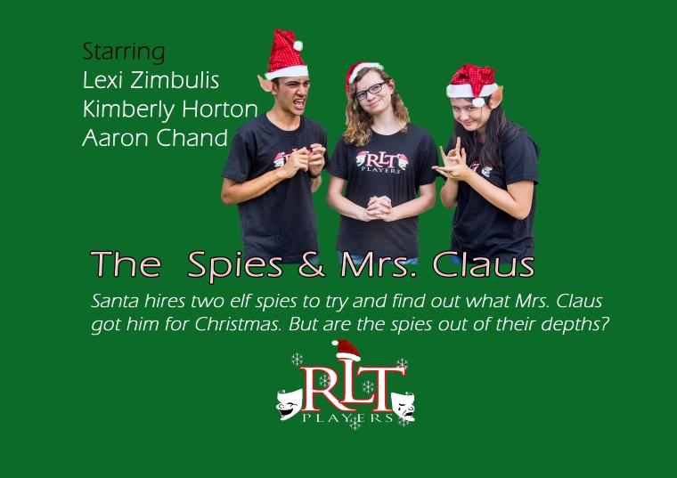 SpiesMrsClaus