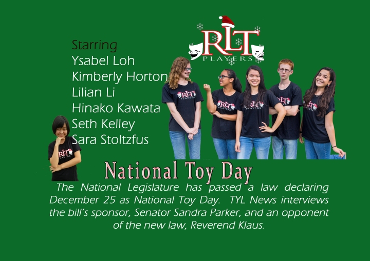 national toy day
