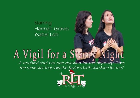 vigil starry night sketch sheet