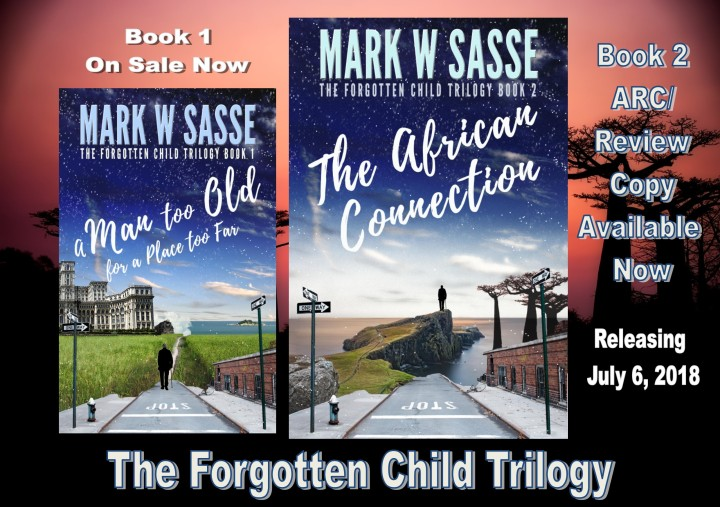 "50% OFF – Pre-Order of ""The African Connection""  Thru July 6"