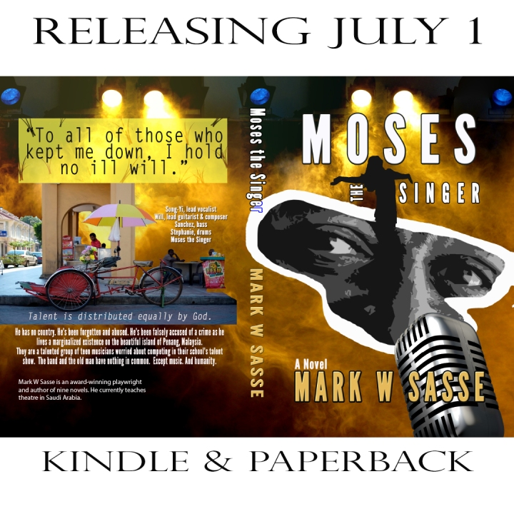 Moses The Singer EXCERPT 1: First Beginning
